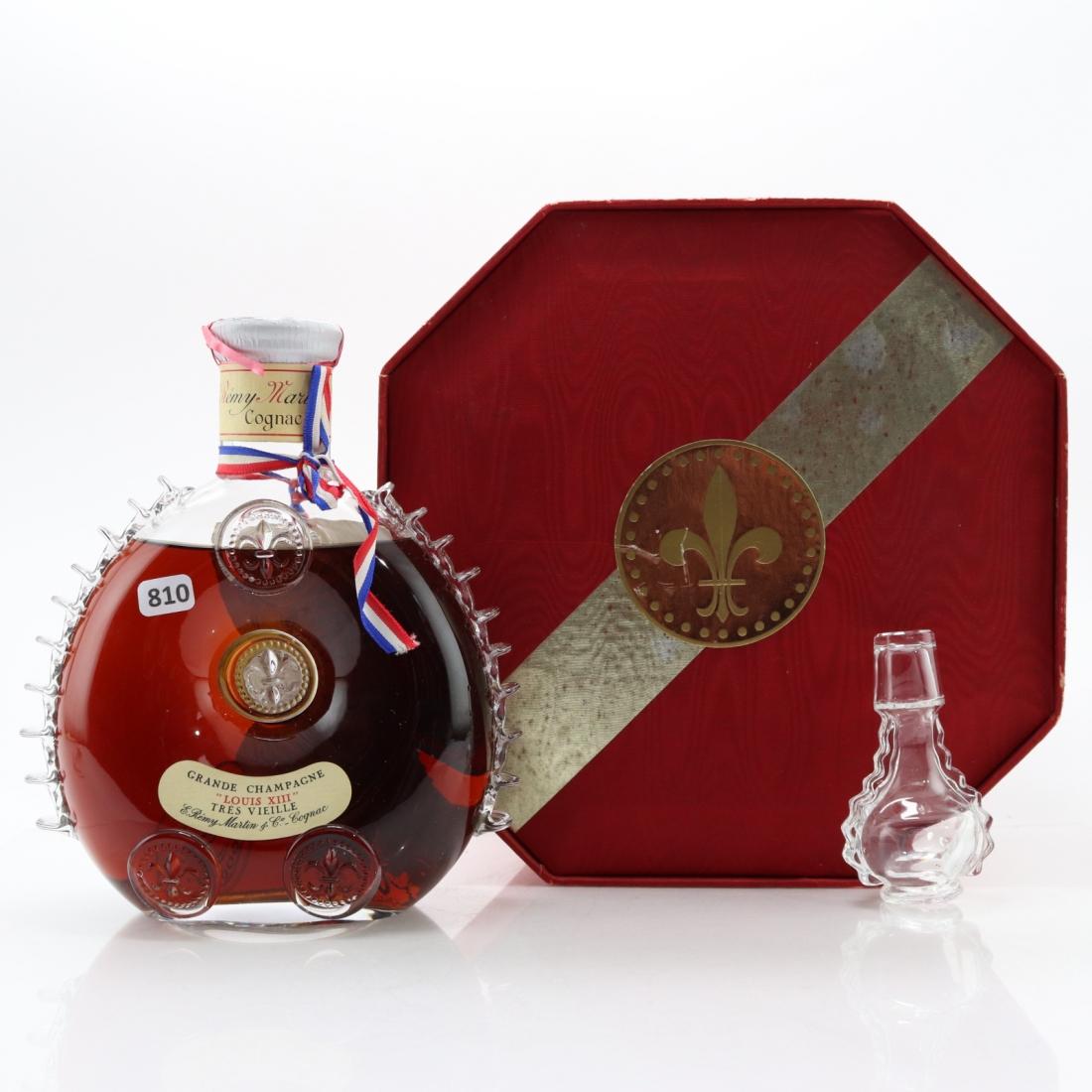 Remy Martin Louis XIII Cognac 1970s