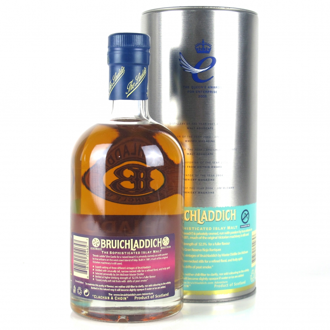 Bruichladdich Infinity 2nd Edition
