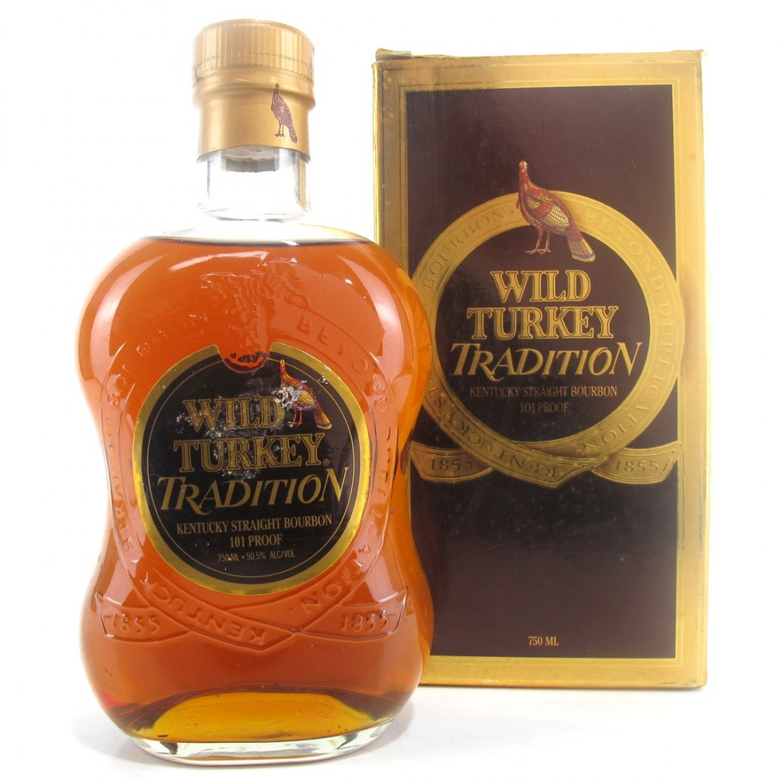 Wild Turkey Tradition 1980s