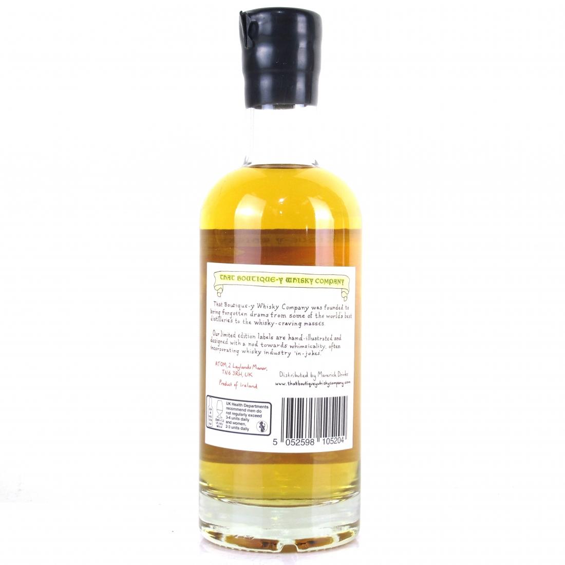 Irish Single Malt #1 That Boutique-Y Whisky Company 24 Year Old Batch #1