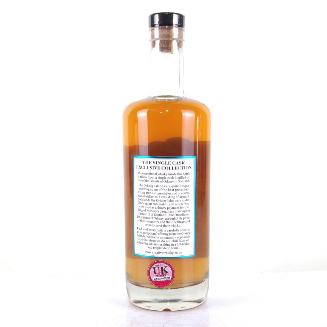 Orkney 9 Year Old Creative Whisky Co Single Cask / Highland Park