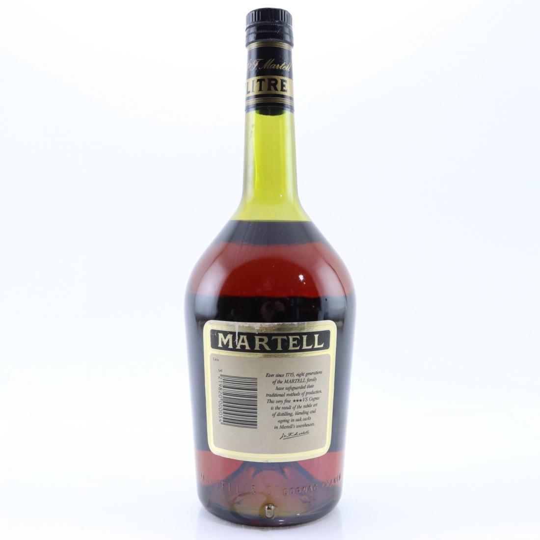 Martell VS Cognac 1 Litre