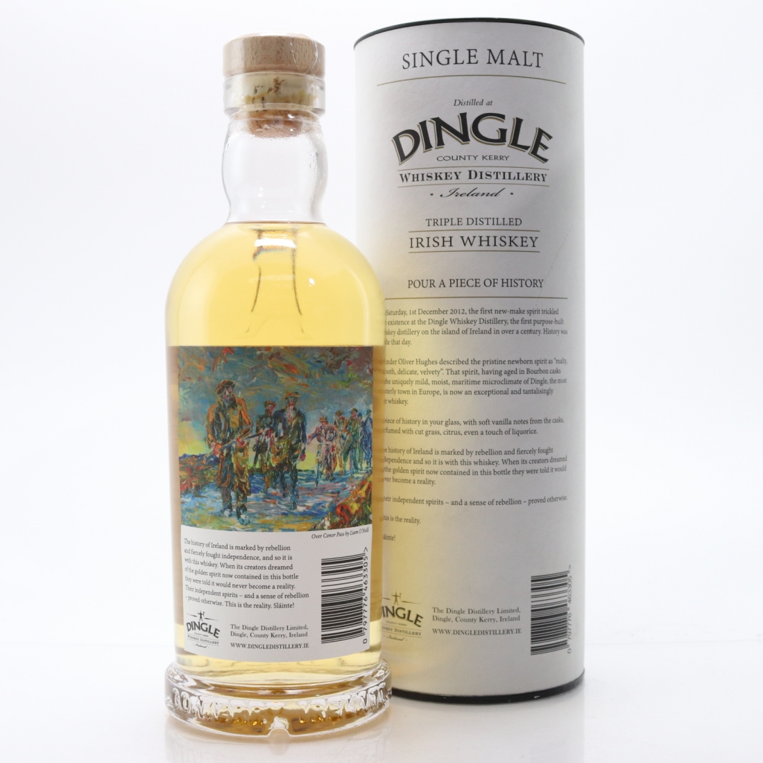Dingle Irish Single Malt Small Batch No. 1 / Bourbon Casks