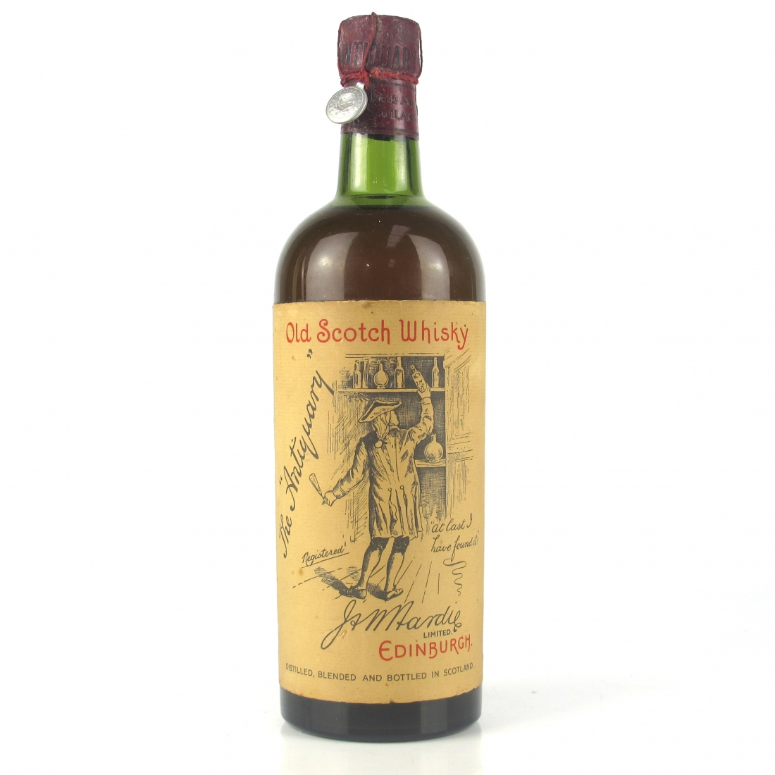Antiquary Old Scotch Whisky 1952