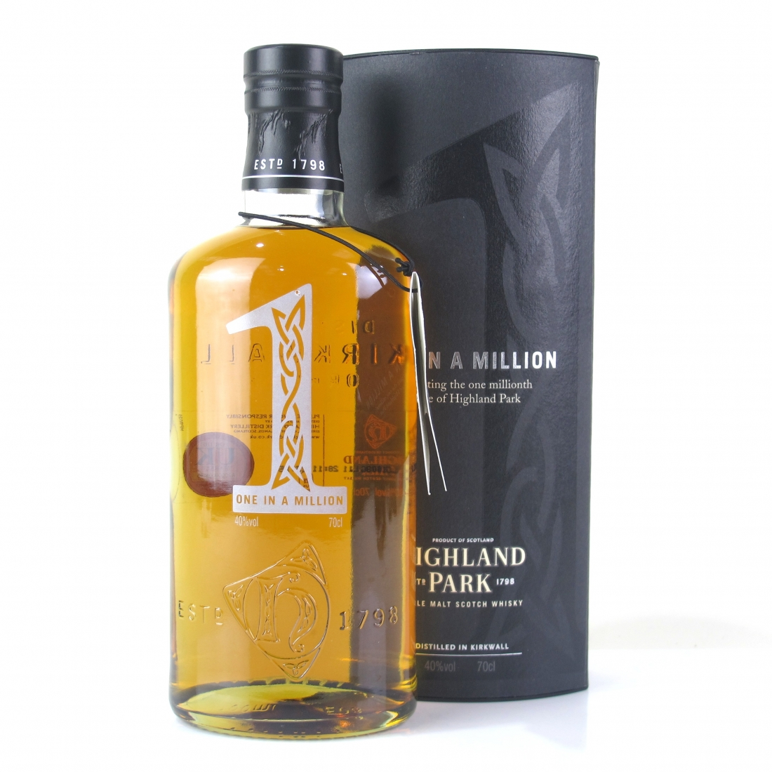 Highland Park One in a Million 12 Year Old