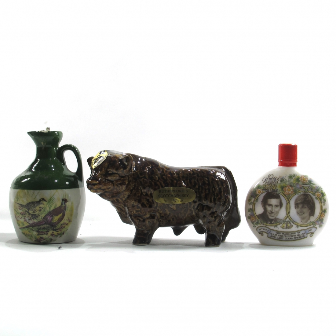 Miscellaneous Whisky Miniature Selection x 13