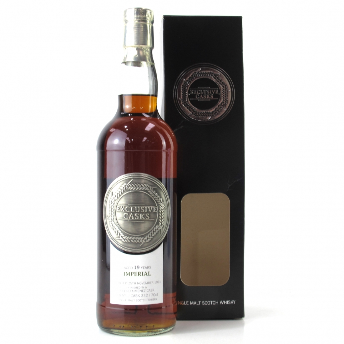 Imperial 1991 Creative Whisky Co 19 Year Old