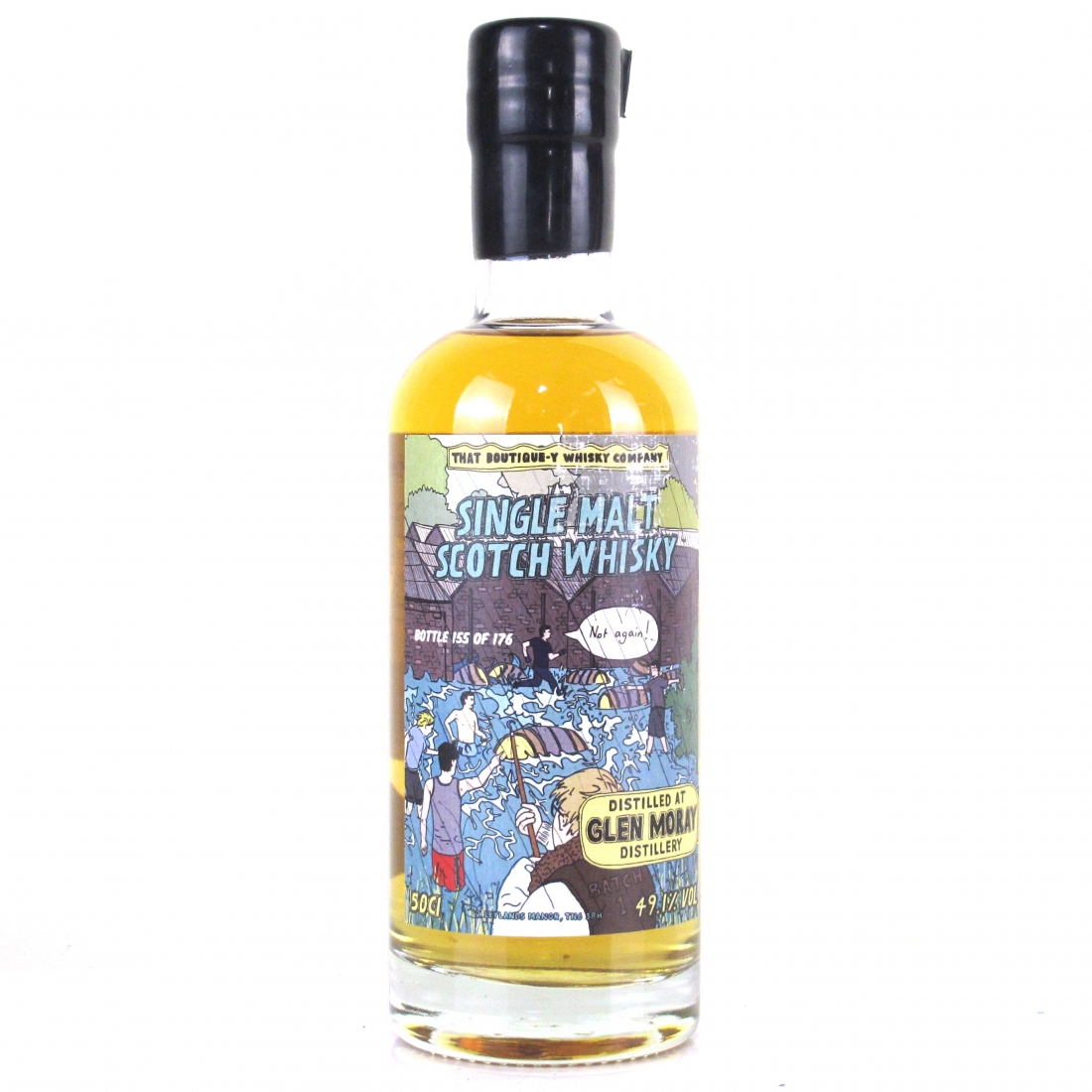 Glen Moray That Boutique-y Whisky Company Batch #1