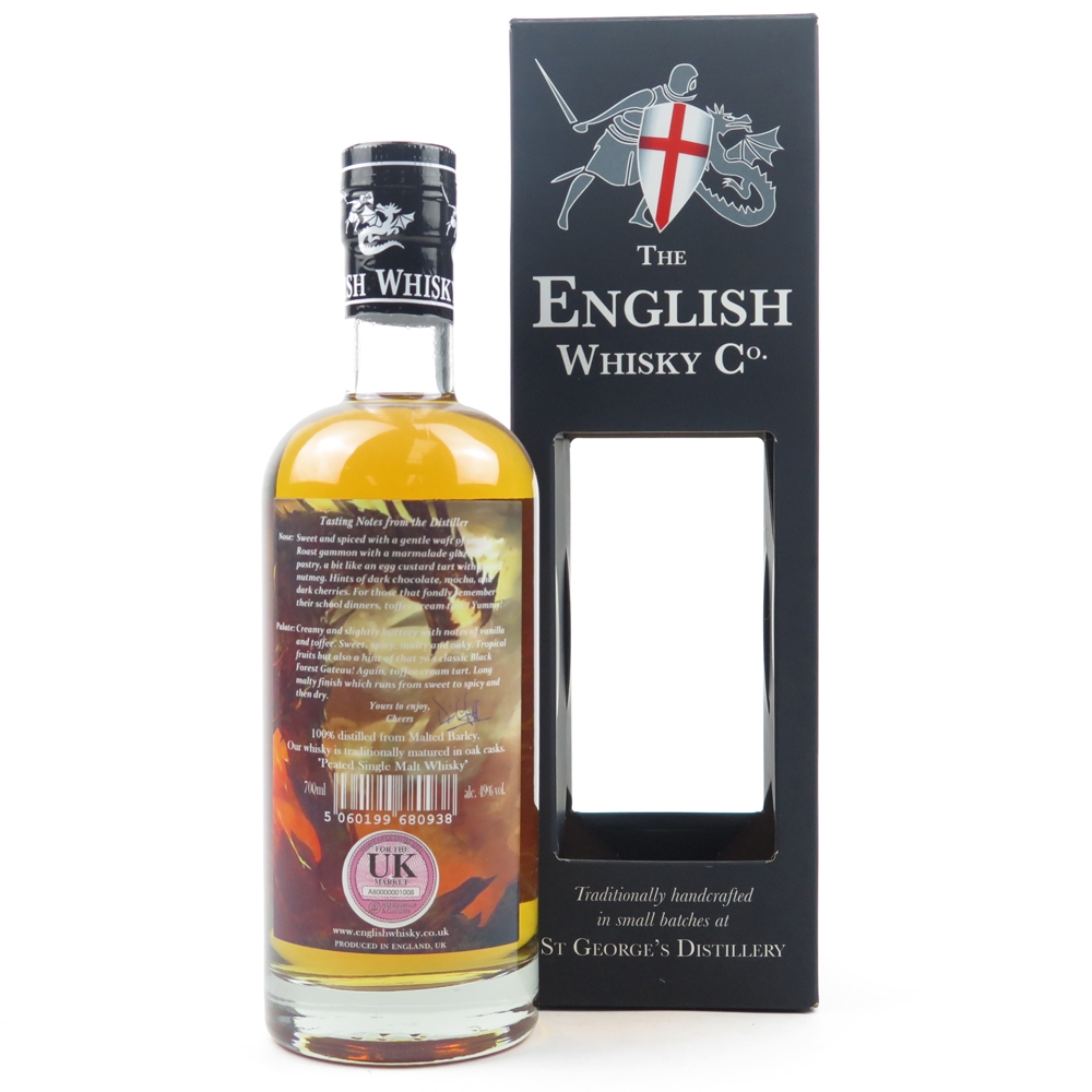 English Whisky Co 2008 Chapter #13
