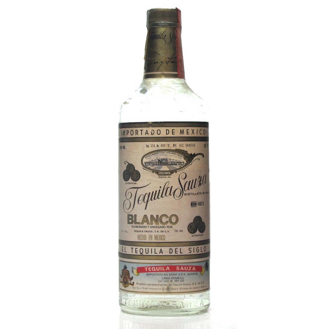 Sauza Blanco Tequila