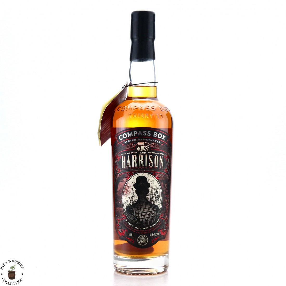 Compass Box 5th and Harrison 75cl / K&L Wines