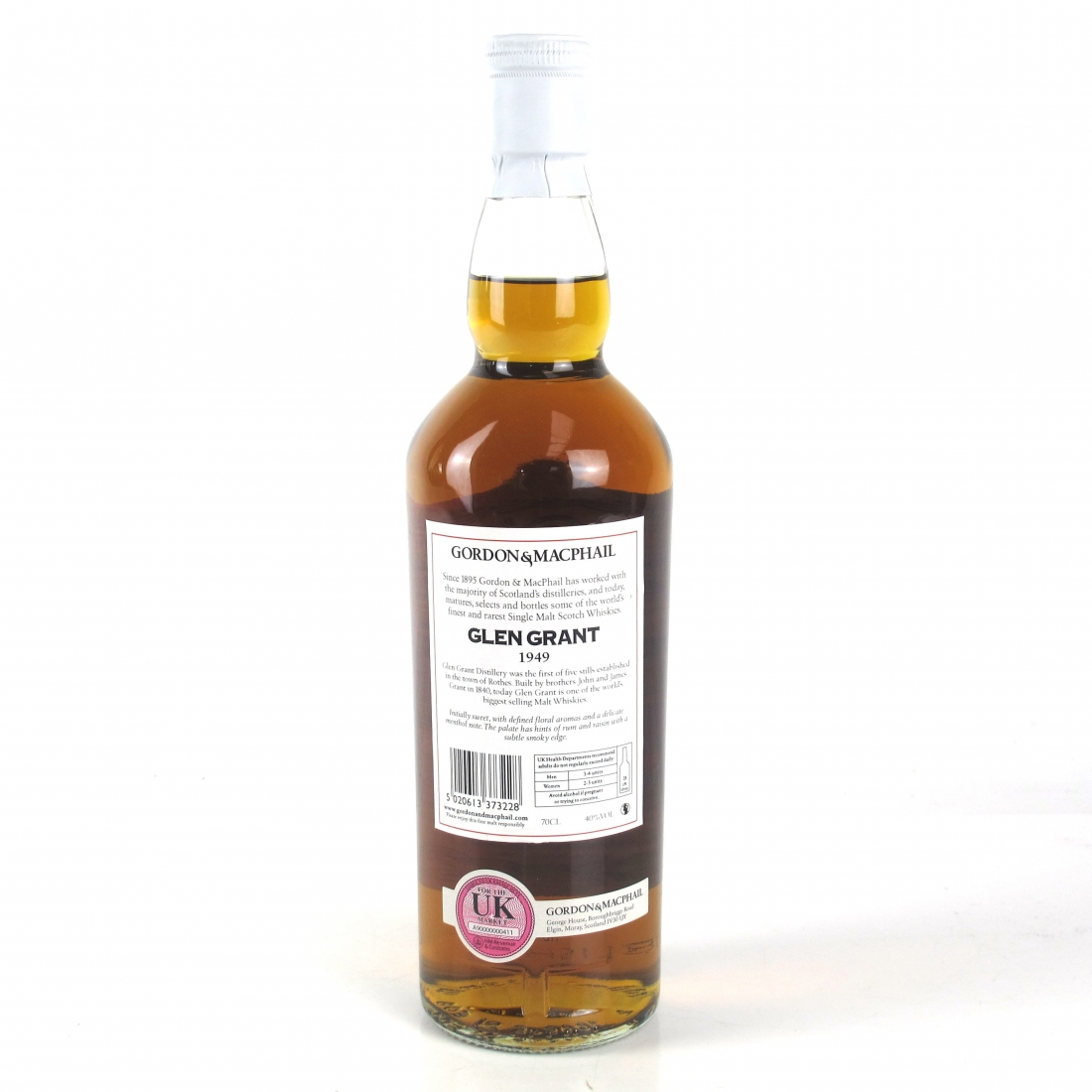 Gordon & MacPhail Speyside Collection 6 x 70cl
