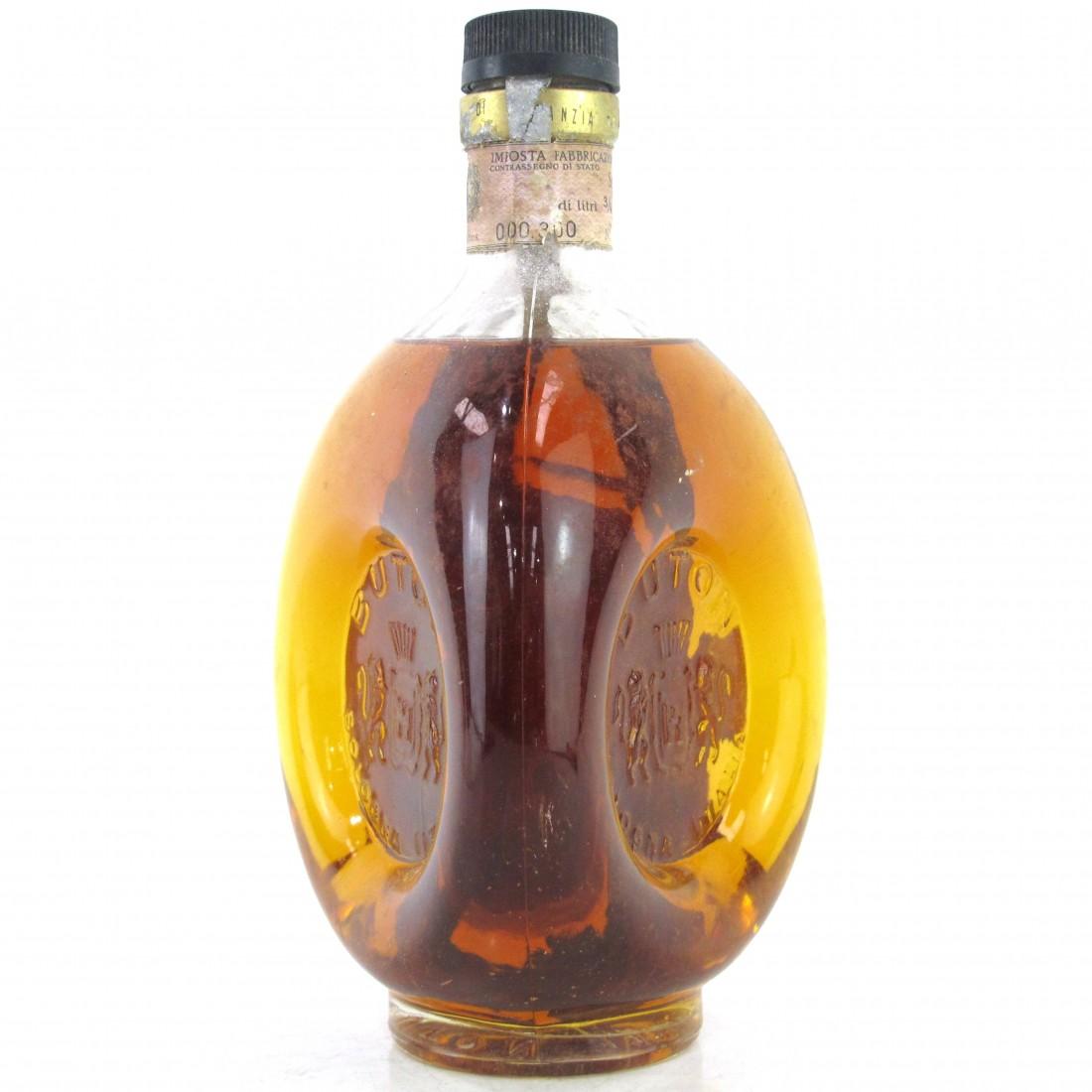 Buton Vecchia Romagna '1820' Rirerva Brandy 1960s