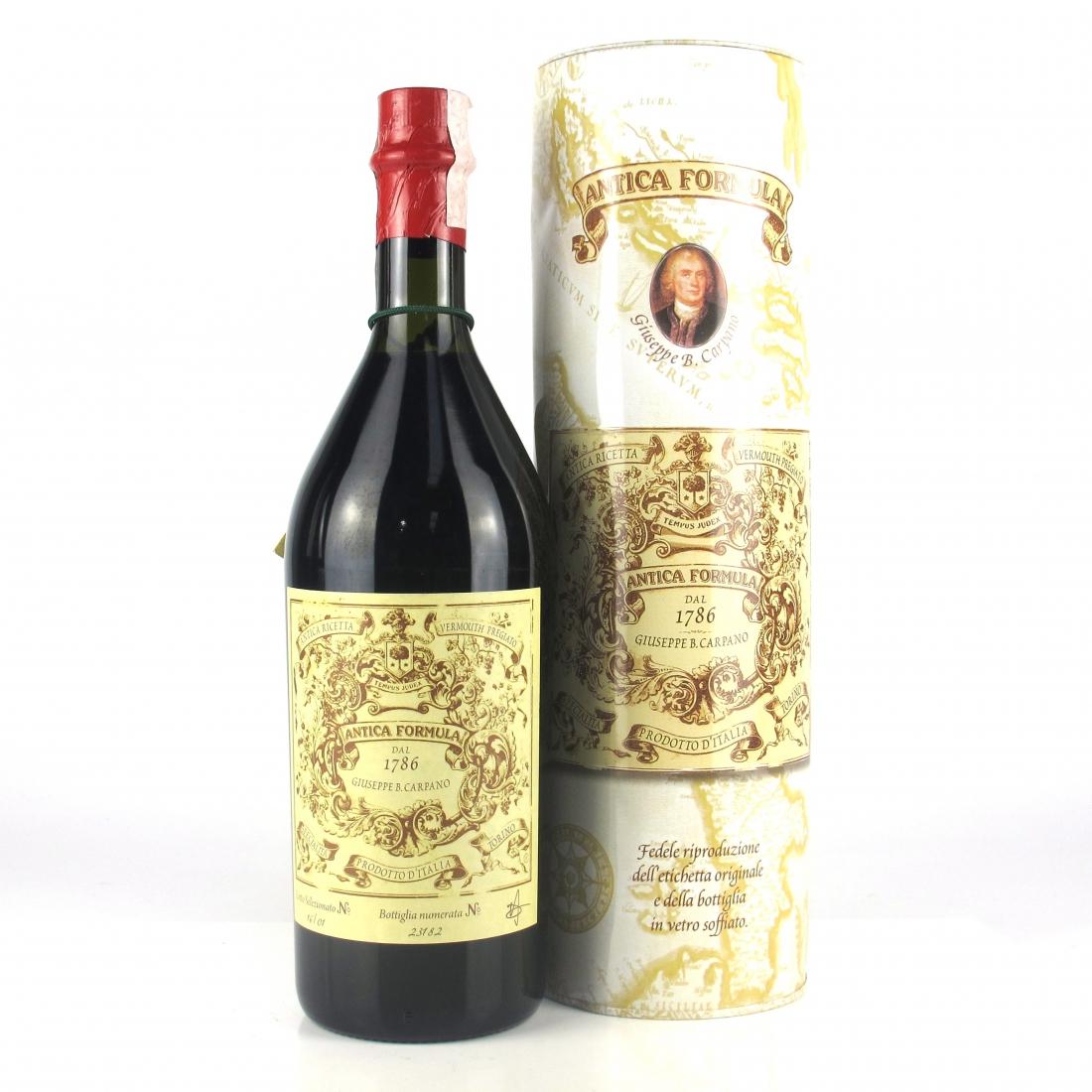 Giuseppe B Carpano Vermouth 1 Litre