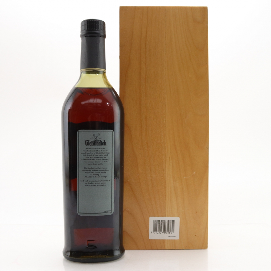 Glenfiddich 1975 Private Vintage #287