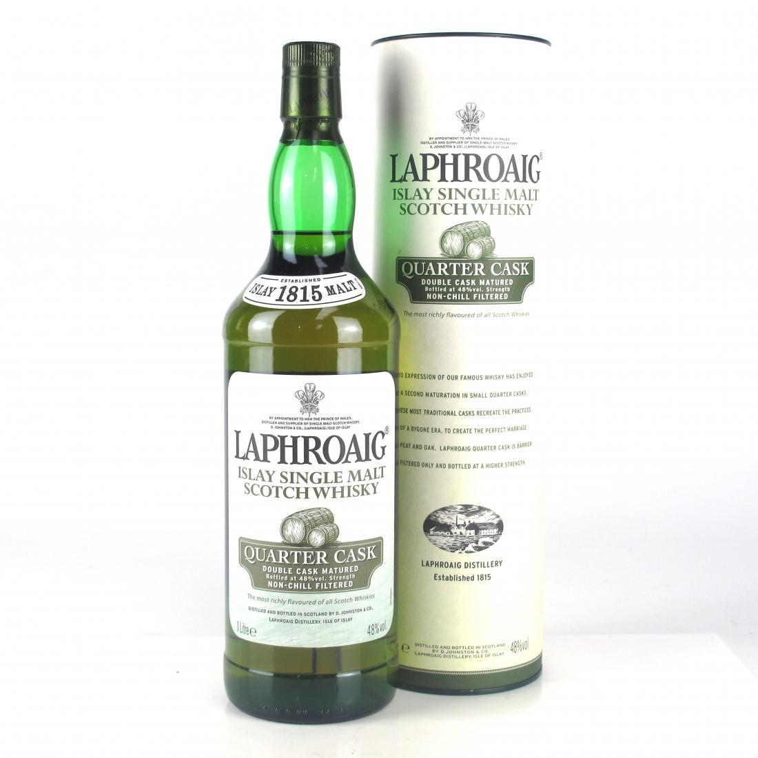 Laphroaig Quarter Cask 1 Litre
