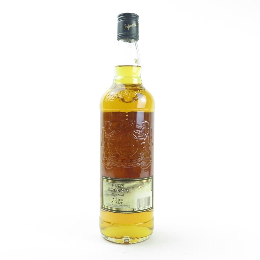 Glen Roger's Highland Pure Malt
