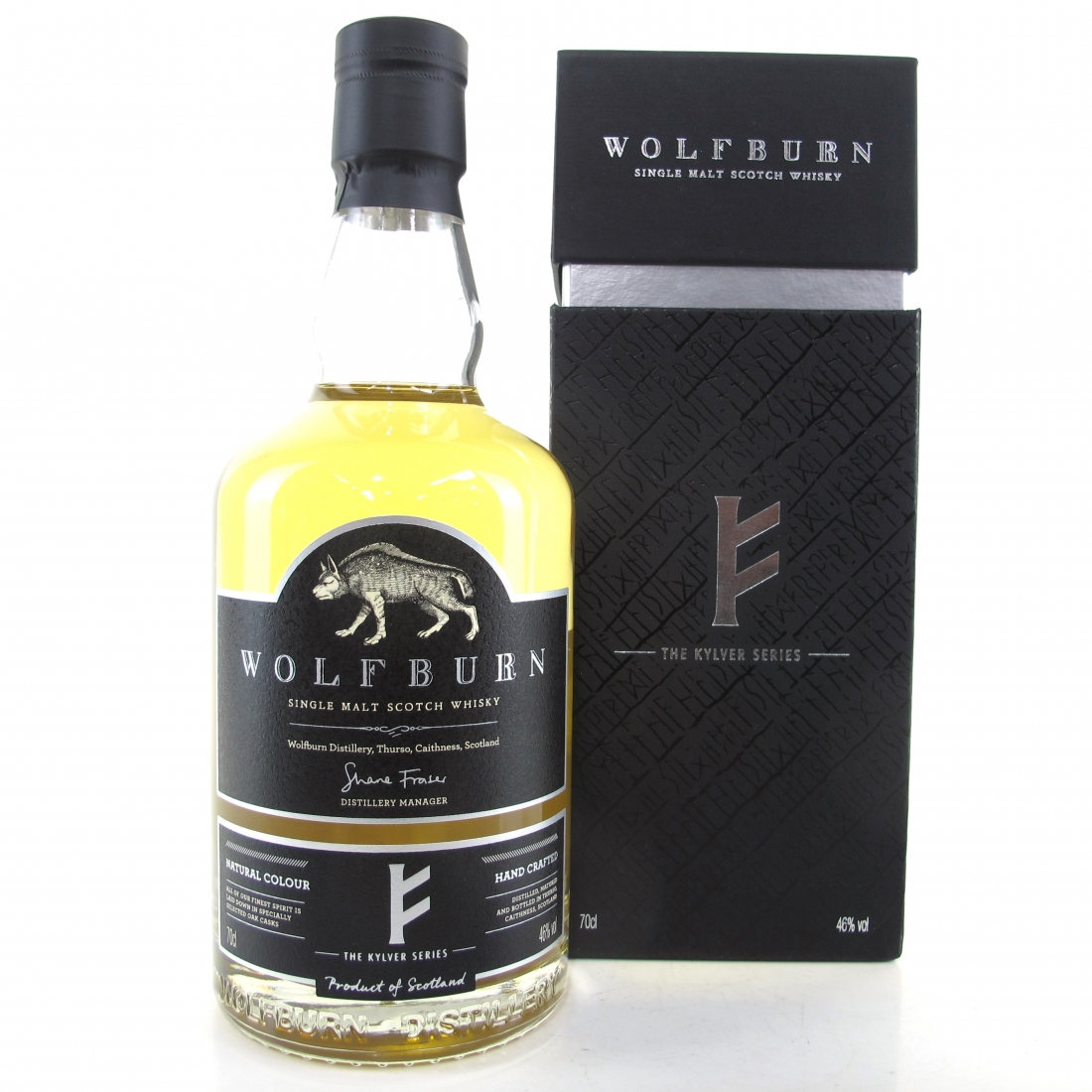 Wolfburn Kylver Series Limited Edition 1st Release