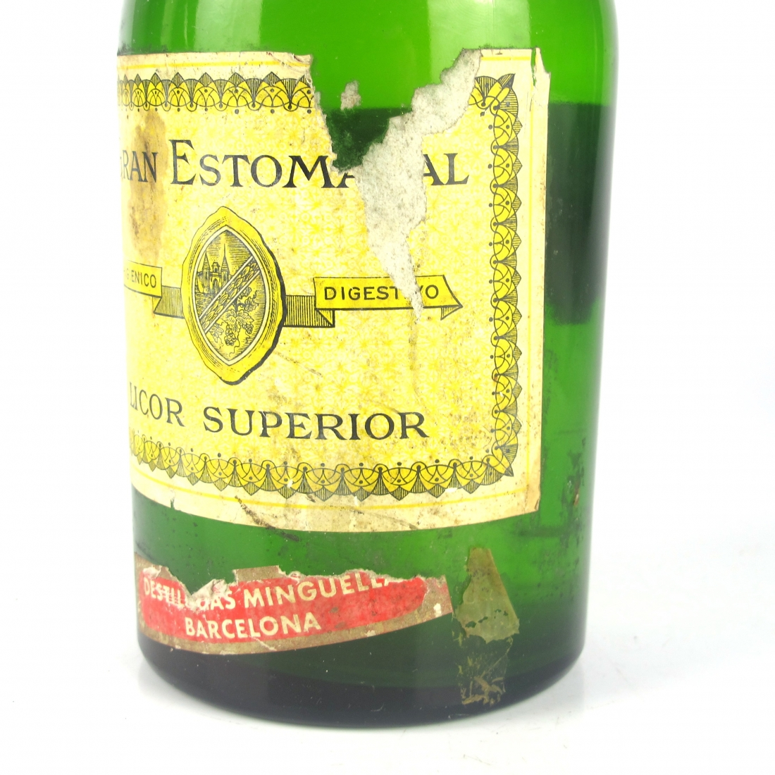 Gran Estomacal Licor Superior circa 1950s