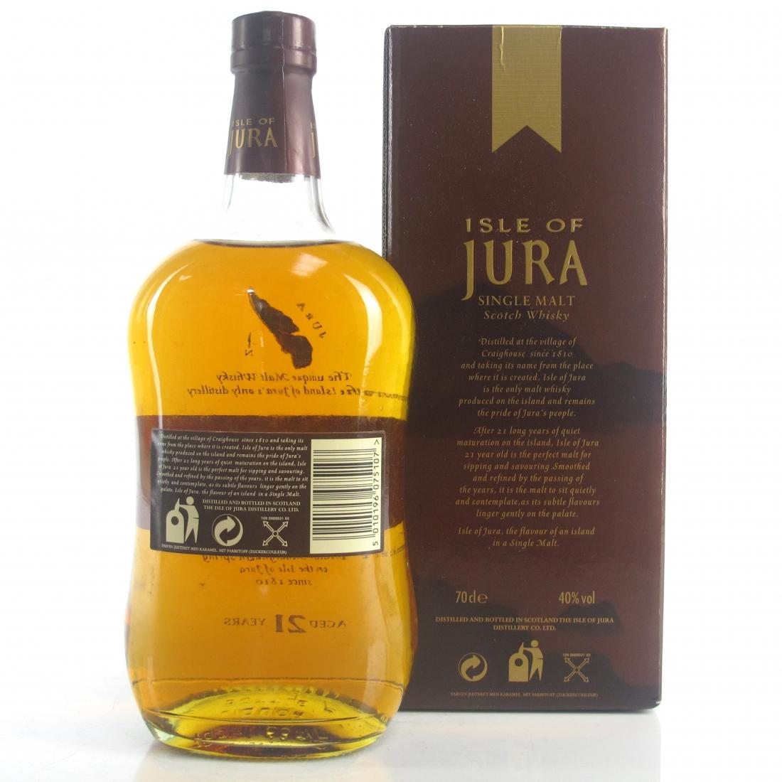Jura 21 Year Old