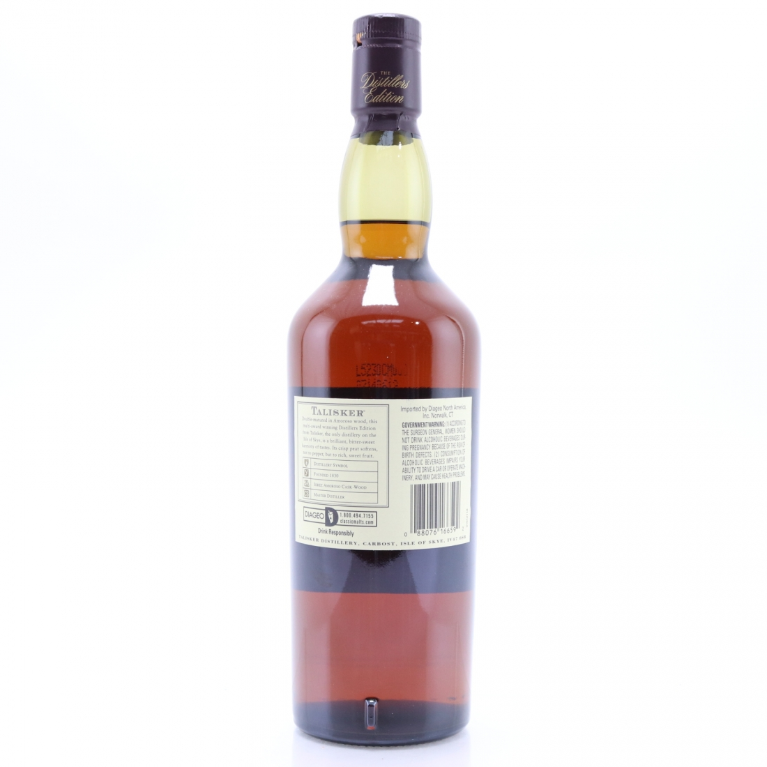 Talisker 1992 Distiller's Edition 75cl / US Import