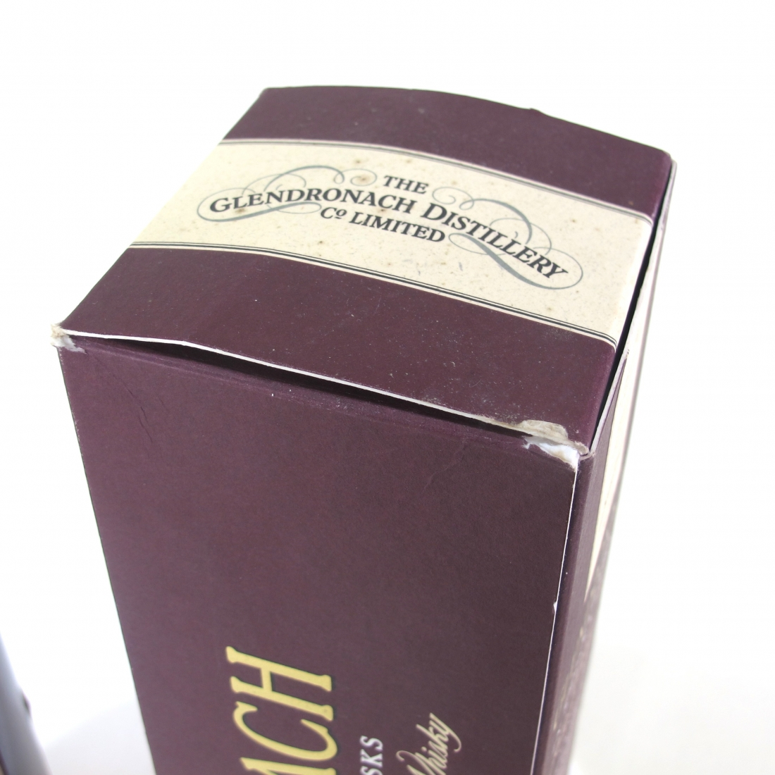 Glendronach 15 Year Old 1 Litre 1990s