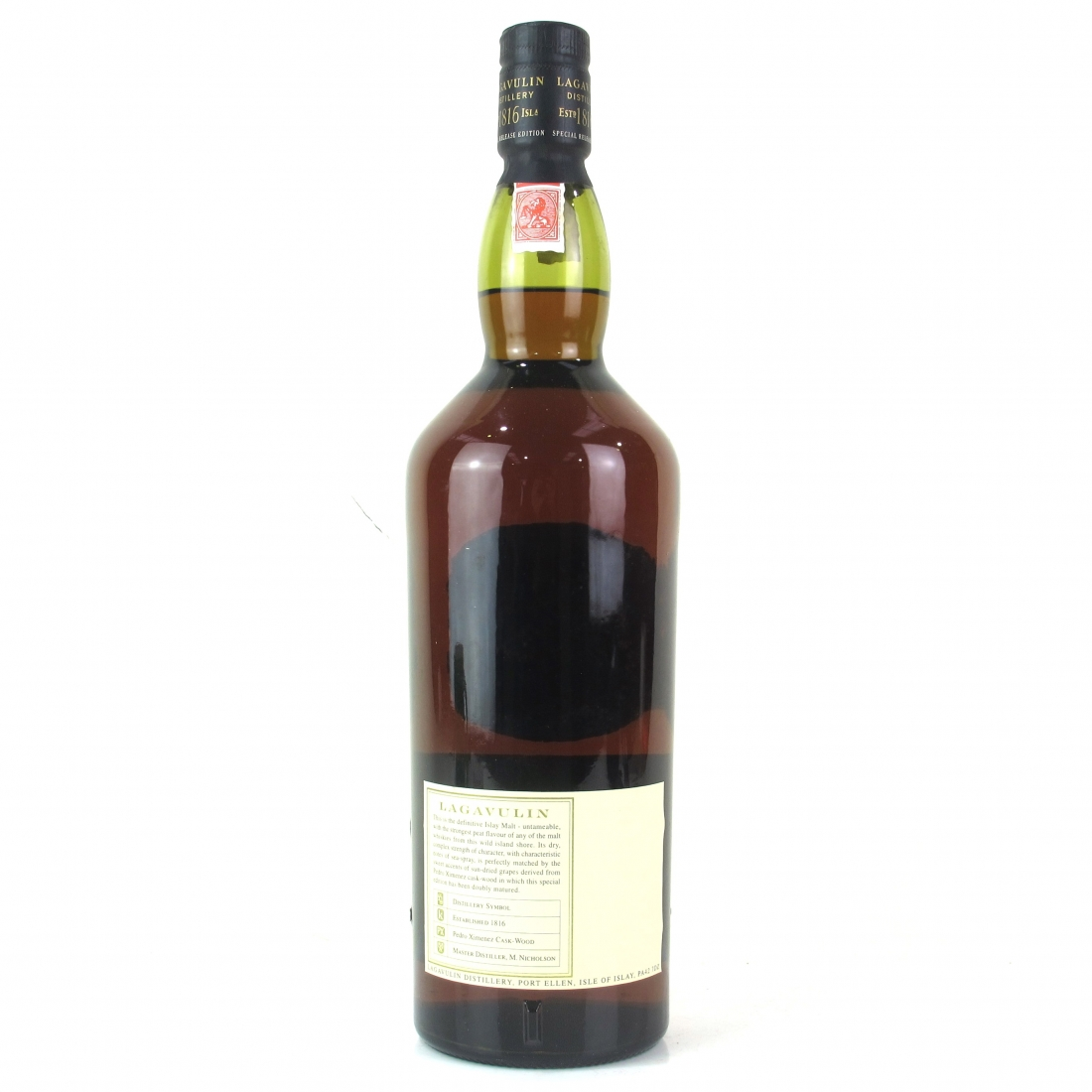 Lagavulin 1979 Distillers Edition 1 Litre / First Release