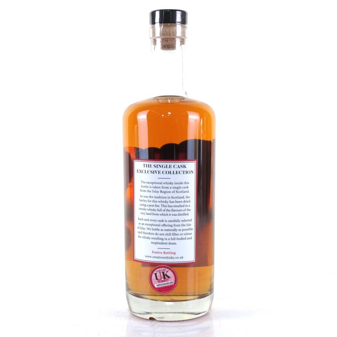 Islay Creative Whisky Co Single Cask / Bunnahabhain