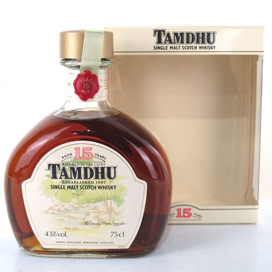 Tamdhu 15 Year Old 1980s