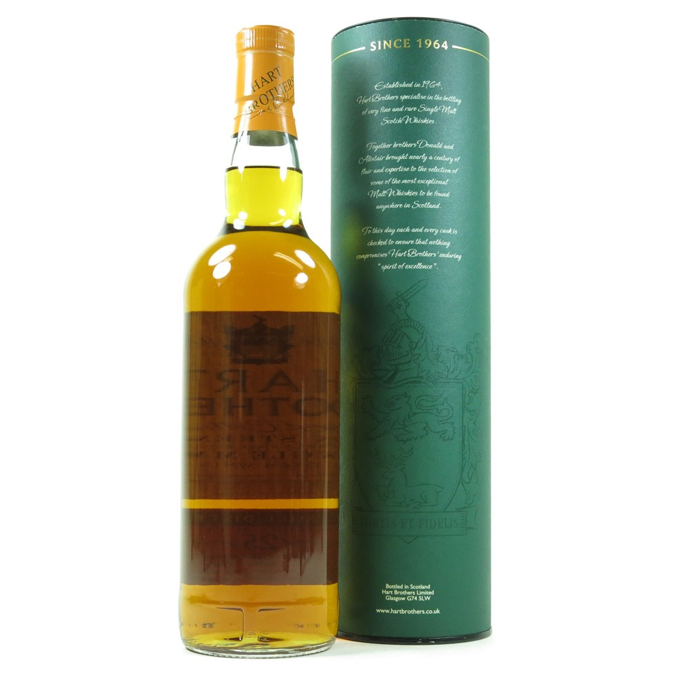 Littlemill 1989 Hart Brothers 25 Year Old / Belgian Exclusive