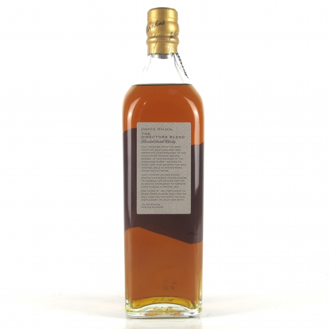 Johnnie Walker The Directors Blend Complete Collection 6 x 70cl