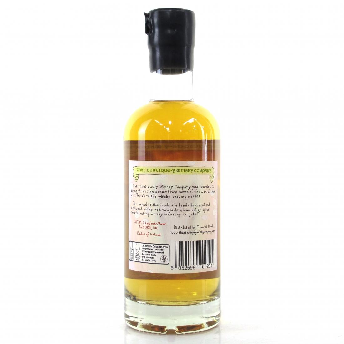 Irish Single Malt No.1 That Boutique-y Whisky Company 24 Year Old Batch #1