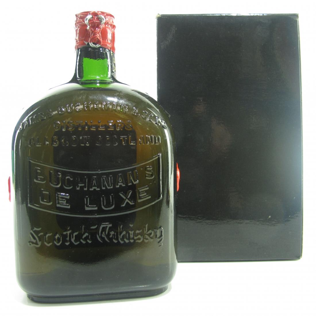 Buchanan's De Luxe Circa 1960s