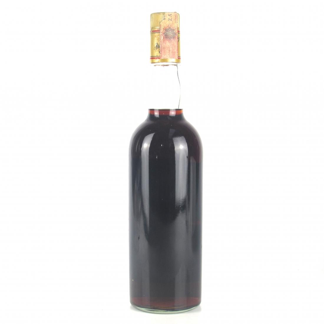 Paolucci Coffee Sambuca 1 Litre 1980s