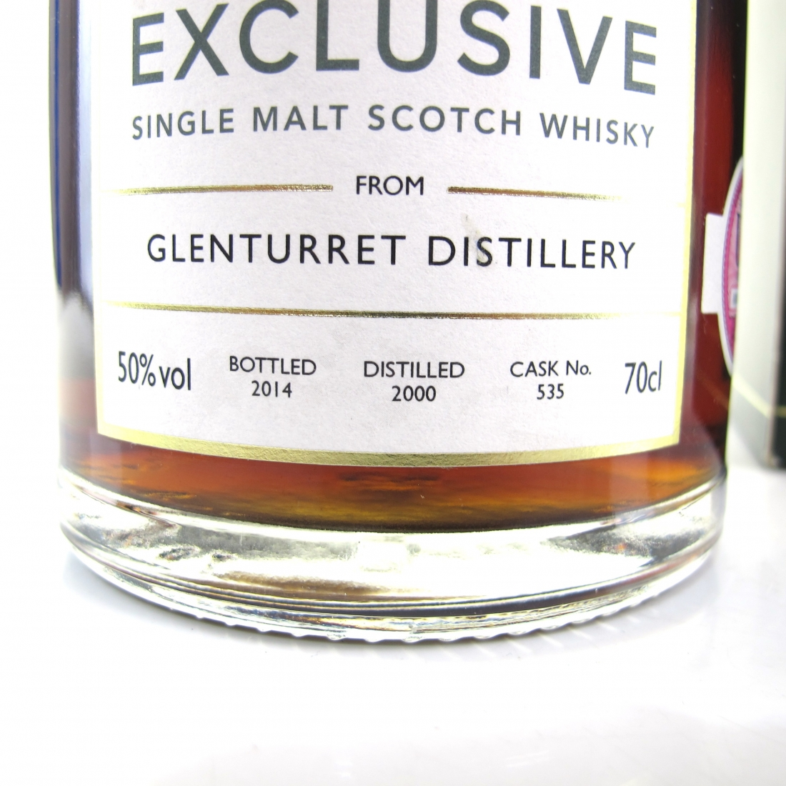 Glenturret 2000 Gordon and MacPhail Single Cask