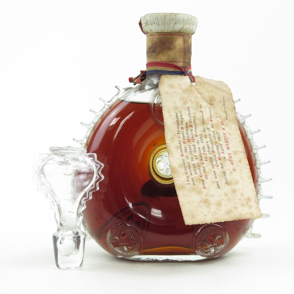 Remy Martin Louis XIII Cognac Tres Vieille 1960s