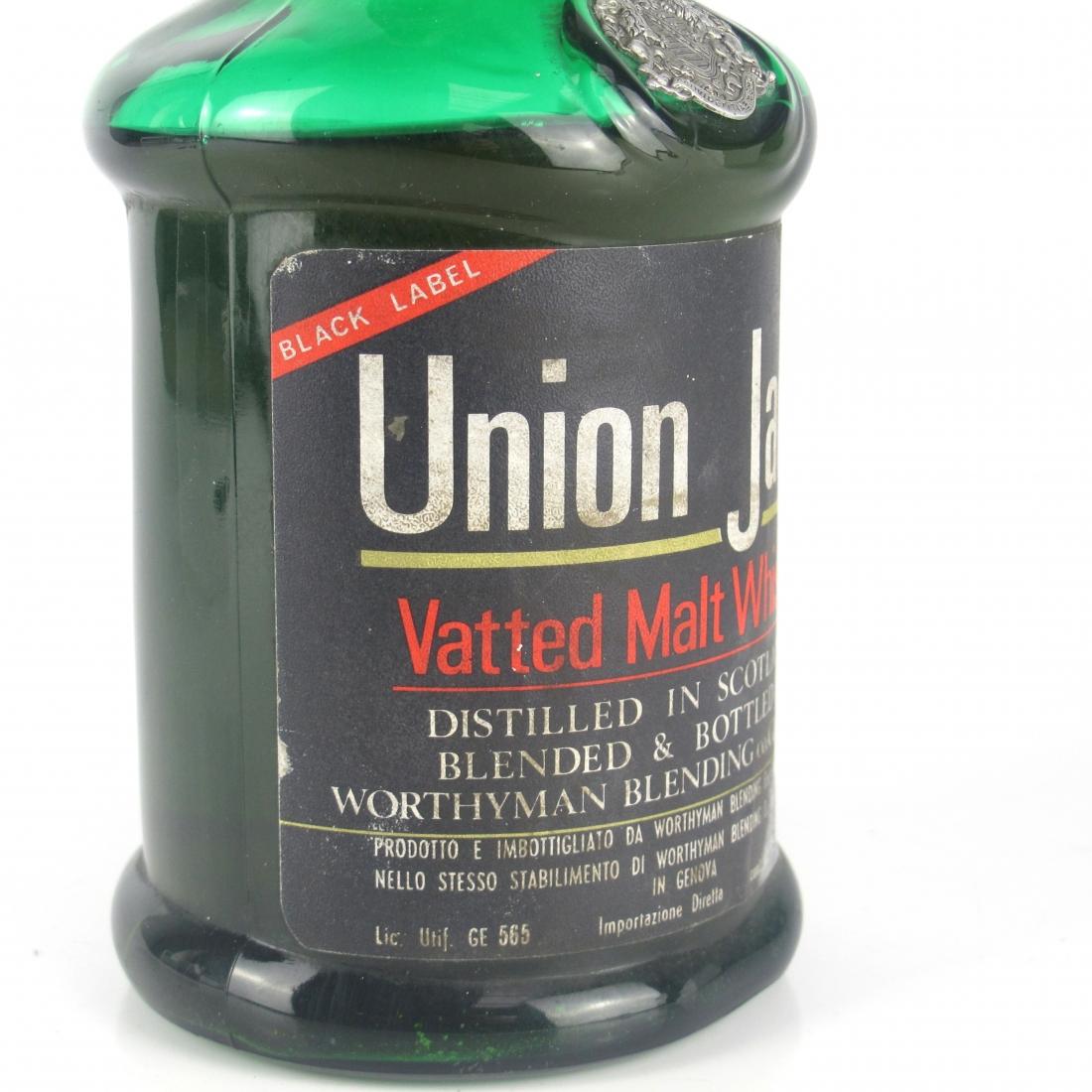 Union Jack Black Label 1960s