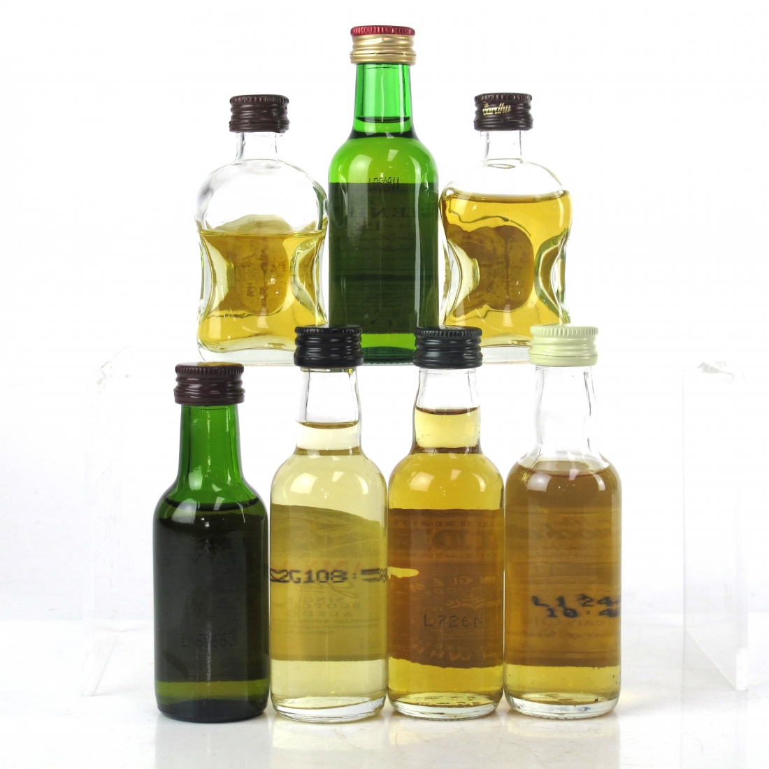 Speyside Miniature Selection 7 x 5cl