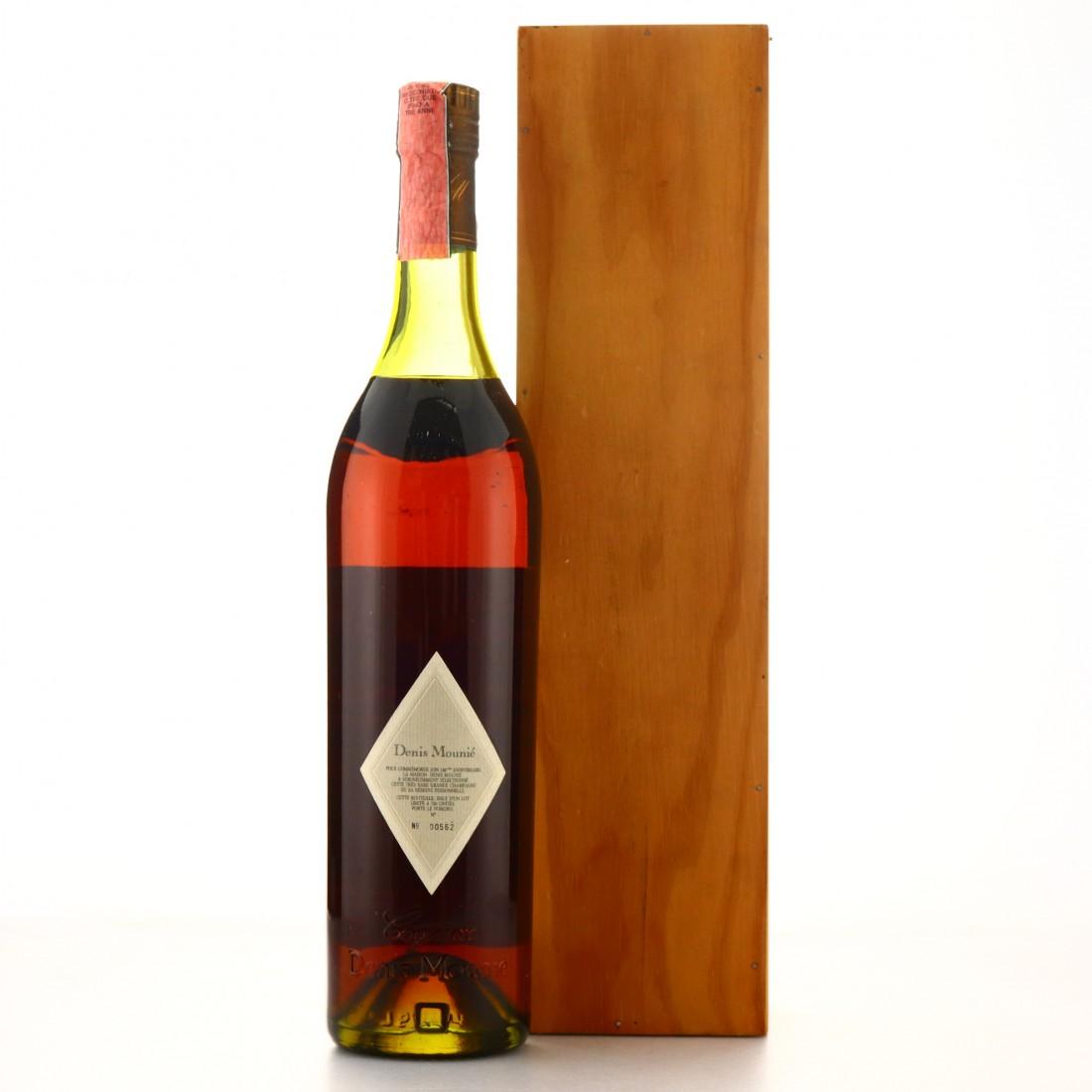 Denis Mounié 150th Anniversary Grande Champagne Cognac / Soffiantino Import