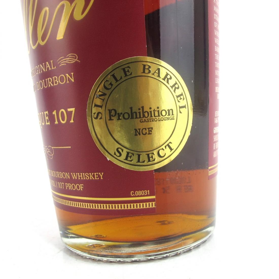 Weller Antique 107 Single Barrel / Prohibition Gastro Lounge