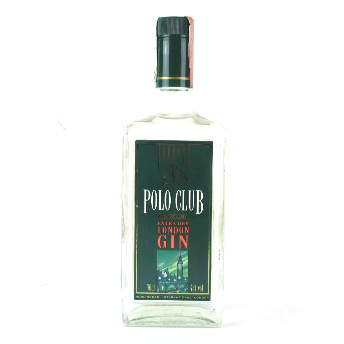 Polo Club London Dry Gin