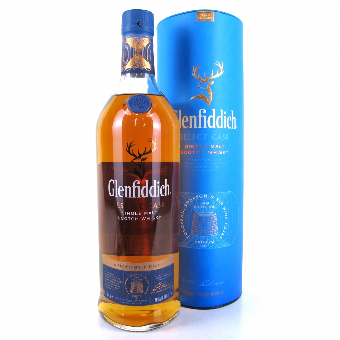 Glenfiddich Reserve Cask 1 Litre