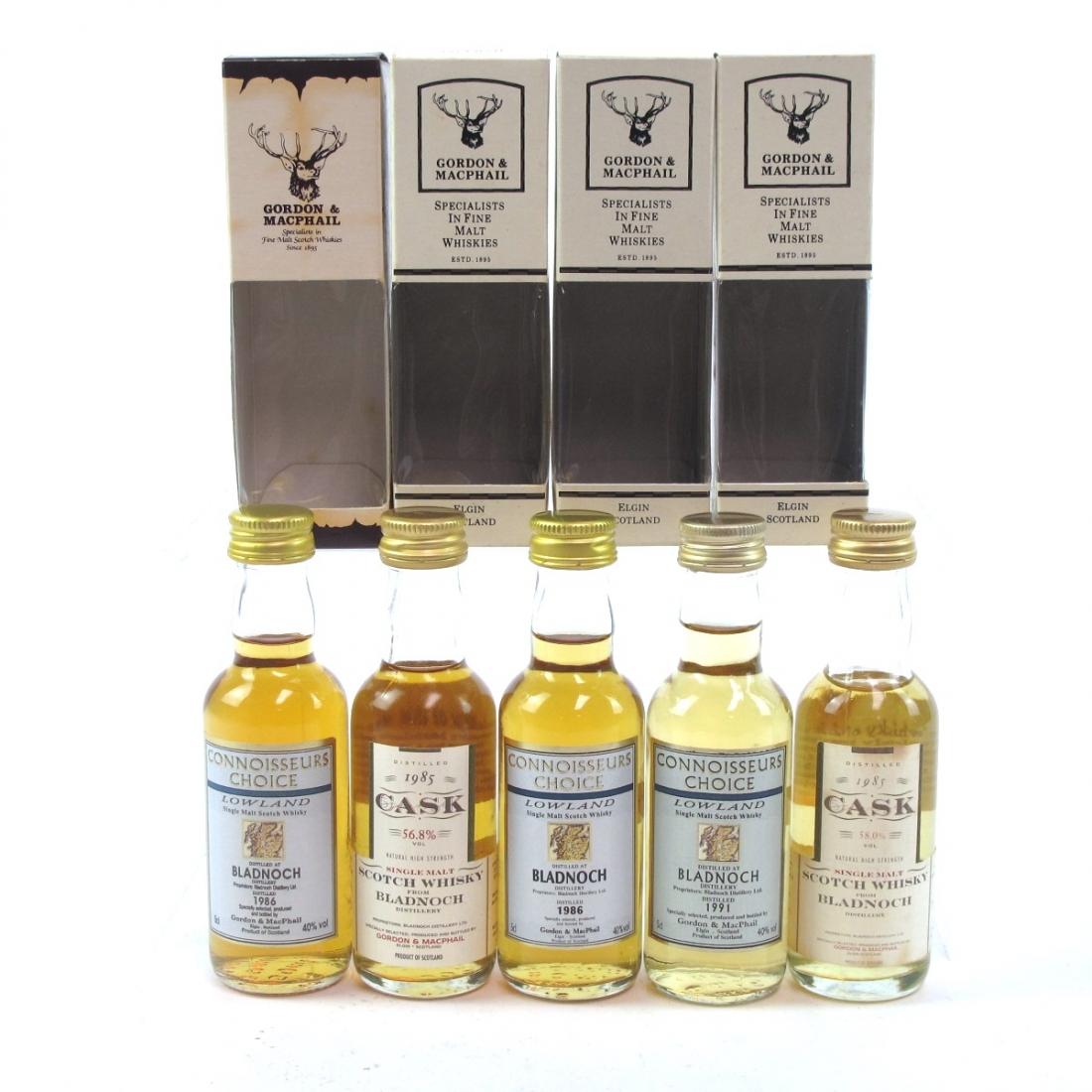 Bladnoch Miniature Selection 5 x 5cl