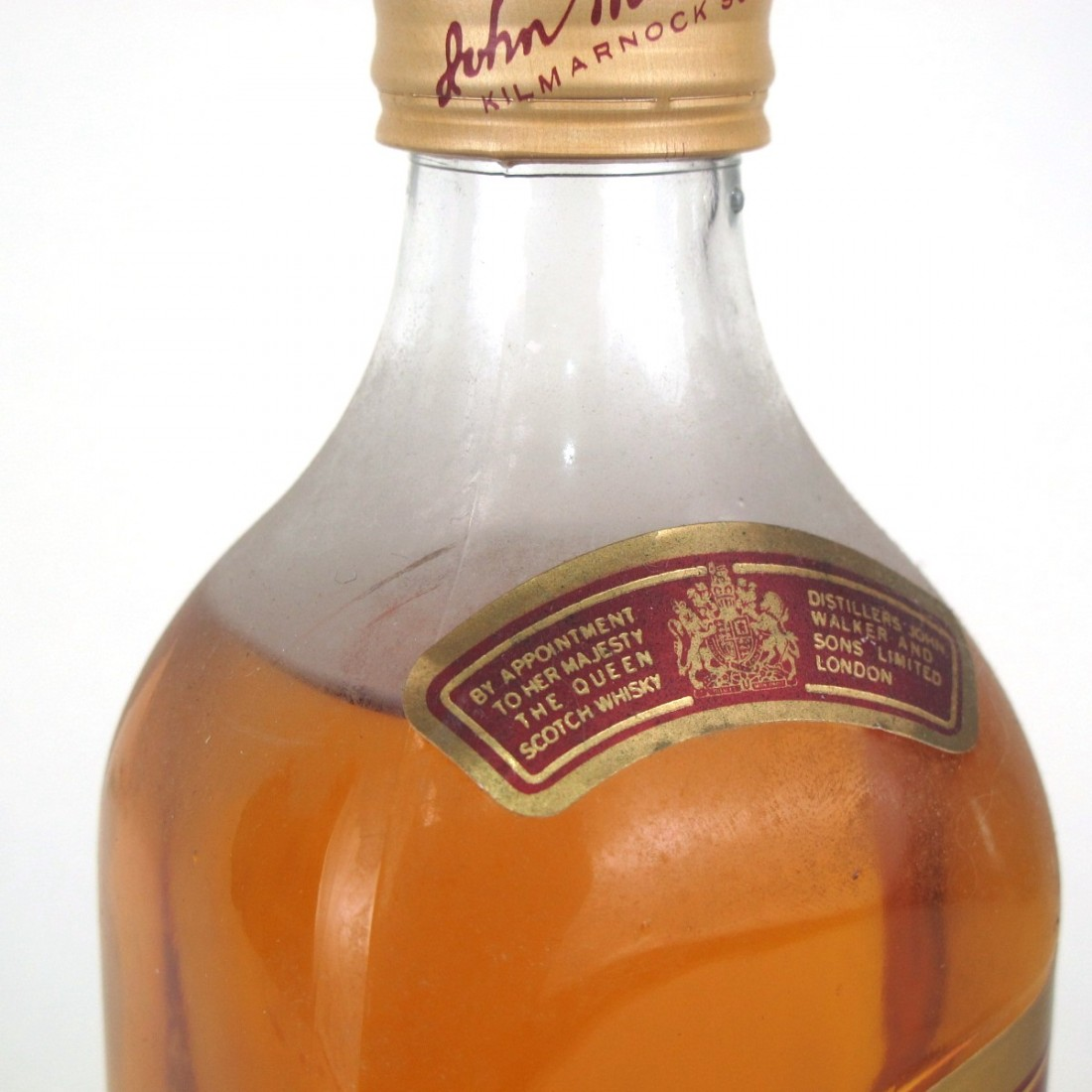 Johnnie Walker Red Label 1990s