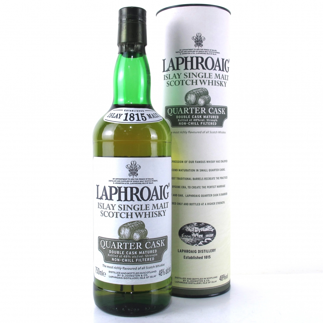 Laphroaig Quarter Cask 75cl / US Import