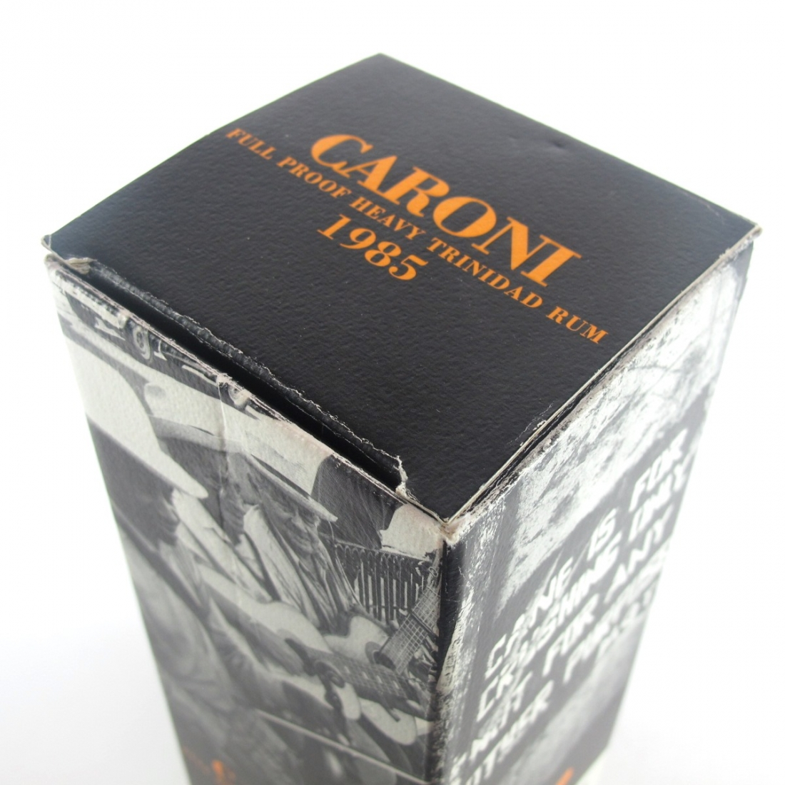 Caroni 1985 Full Proof 21 Year Old Rum
