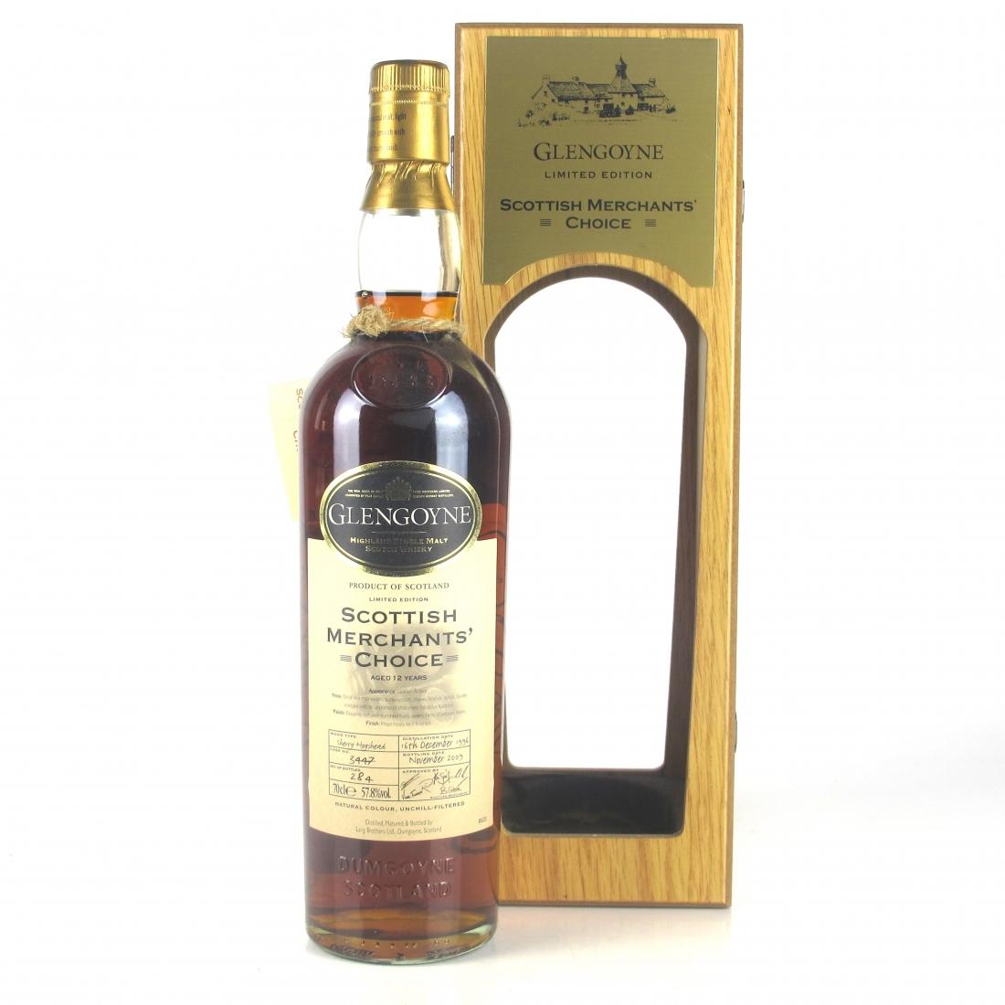 Glengoyne 1996 Scottish Merchants' Choice 12 Year Old