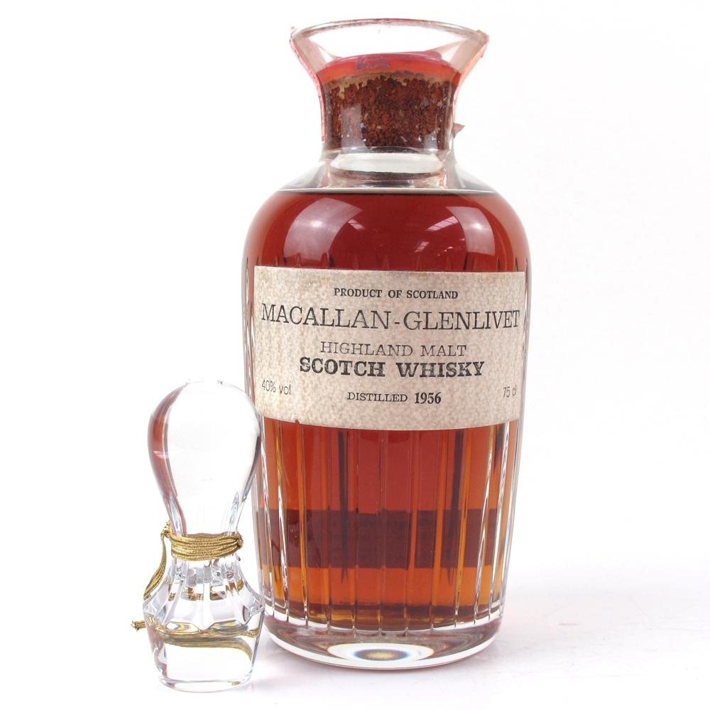 Macallan 1956 Decanter