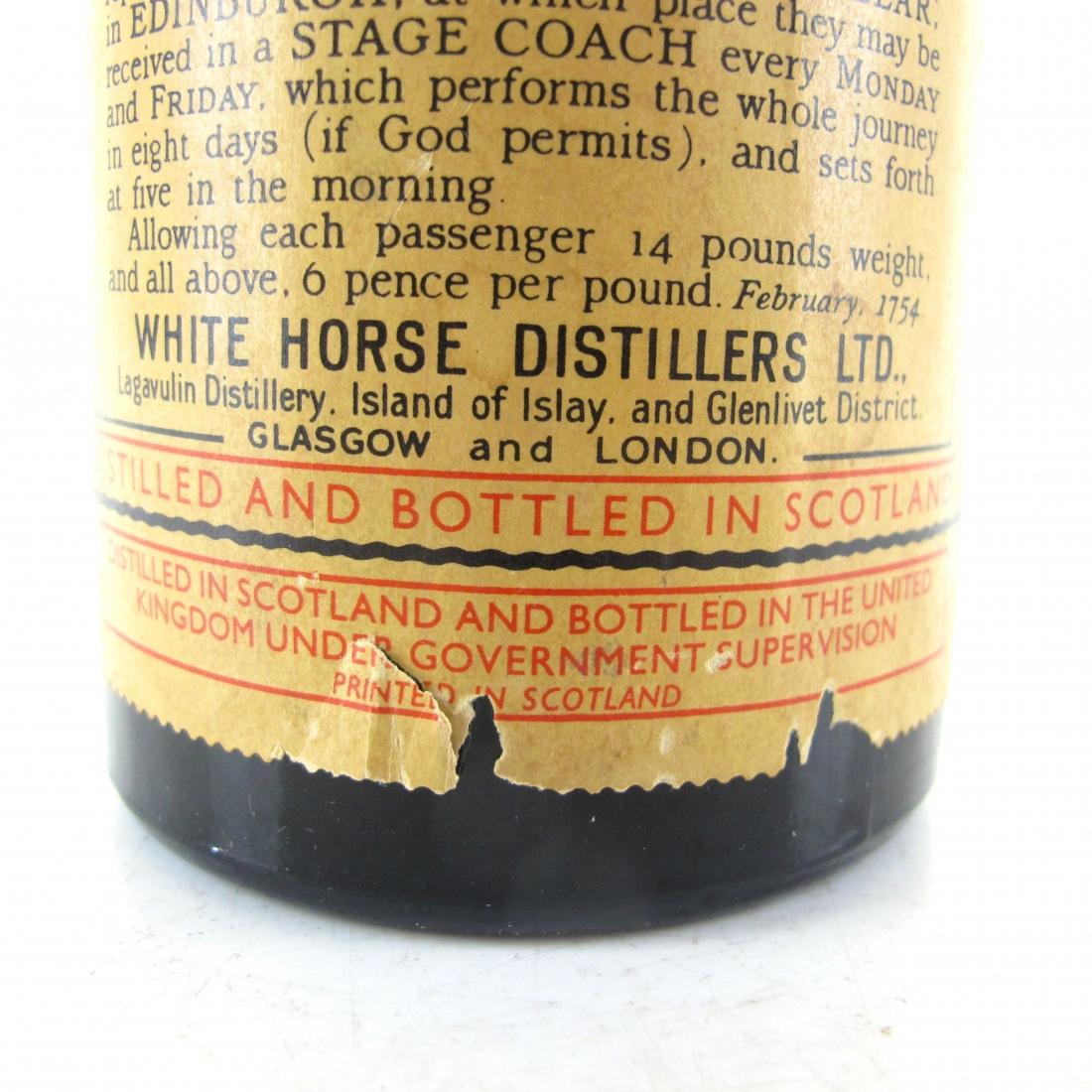 White Horse 1960s