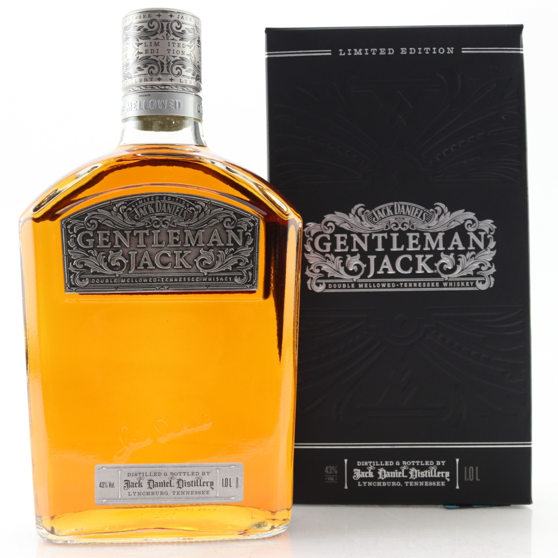 Jack Daniel's Gentleman Jack Timepiece 1 Litre
